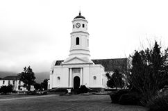 George in South Africa. Dutch reformed Church of George in South Africa Royalty Free Stock Images