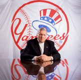 George Steinbrenner, New York Yankees Owner Royalty Free Stock Images