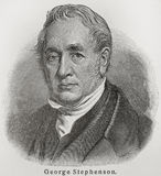 George Stephenson Stock Photography