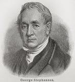 George Stephenson lizenzfreie abbildung
