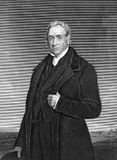 george stephenson Royaltyfria Bilder