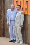 George Takei & καρφί Altman Στοκ Φωτογραφία