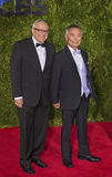 George Takei Arrives at the 2015 Tony Awards Stock Photography