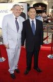 George Takei and Brad Altman Royalty Free Stock Image