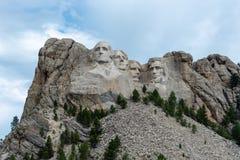 George, Tom, Abe και Teddy επίσης στοκ εικόνα με δικαίωμα ελεύθερης χρήσης