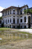 George Town Dilapidated Heritage Building Stock Photos