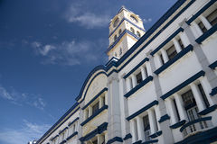 George Town Heritage Building Royalty Free Stock Photo