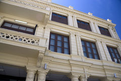 George Town Heritage Building Stock Image