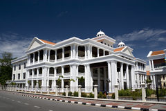 George Town Heritage Building Stock Images