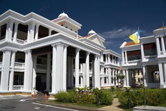 George Town Heritage Building Stock Photography