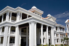 George Town Heritage Building Royalty Free Stock Photography