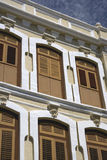 George Town Heritage Building Royalty Free Stock Image