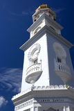 George Town Heritage Clock Tower Stock Images