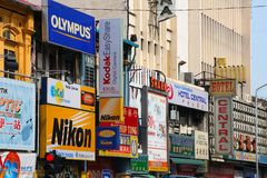 George Town, Malaysia Royalty Free Stock Images
