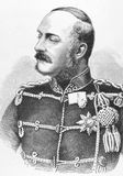 George V of Hanover Stock Photography