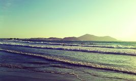 George van golfagio's strand Stock Fotografie