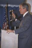 George W. Bush Stock Image