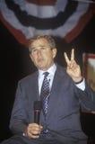 George W. Bush Stock Photo