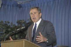 George W. Bush Royalty Free Stock Photography