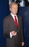 George W. Bush at Madame Tussaud's stock photography