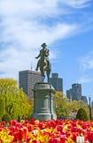 George Washigton Statue fotos de stock royalty free