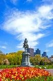 George Washigton Statue imagem de stock