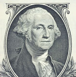 George Washington Stock Afbeelding