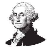 George Washington illustration de vecteur