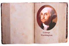 george Washington Fotografia Royalty Free
