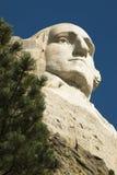 George Washington 5. The head of George Washington on Mount Rushmore in the Black Hills of South Dakota Stock Images