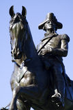 George Washington. Statue in Boston Public Garden Stock Photography