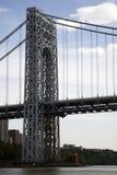 George Washington Bridge stock images