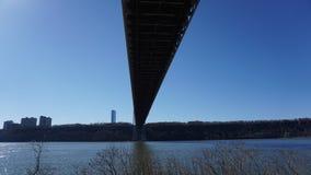 George Washington Bridge 82 Fotografia de Stock Royalty Free