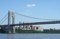 Free George Washington Bridge Royalty Free Stock Photo - 6274835