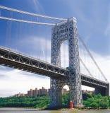 George Washington Bridge. Royalty Free Stock Photo