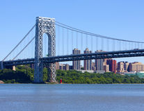 George Washington Bridge Stock Image