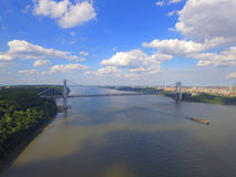 George Washington Bridge New York Stock Photos