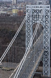 George Washington Bridge New York Royalty Free Stock Photo
