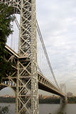 George Washington Bridge, NJ - Vertical Stock Image