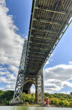 George Washington Bridge - NY/NJ stock photo