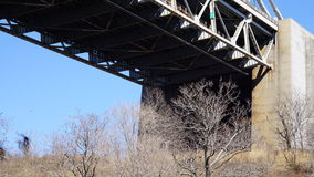 The George Washington Bridge 66 Stock Photography