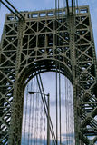 George Washington Bridge Stock Photography