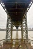George Washington Bridge stock image
