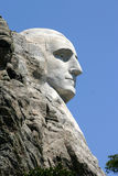 George Washington Carving Royalty Free Stock Photo
