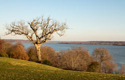 George Washington domu góra Vernon Fotografia Stock