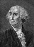 George Washington (1731-1799) stock photo