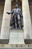 George Washington, Federal Hall, New York Royalty Free Stock Images