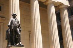 George Washington inaugural    Foto de archivo libre de regalías