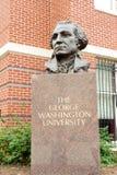 george Washington monument Obrazy Stock