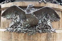 George Washington Monument Philadelphia stock photography